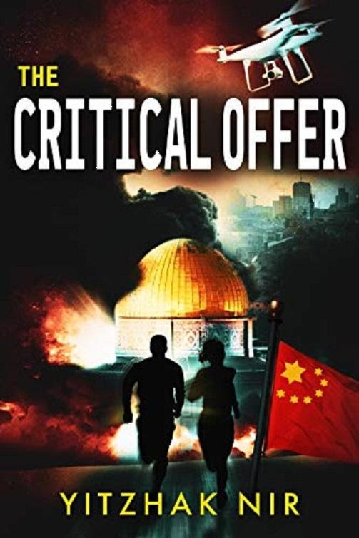 The Critical Offer cover