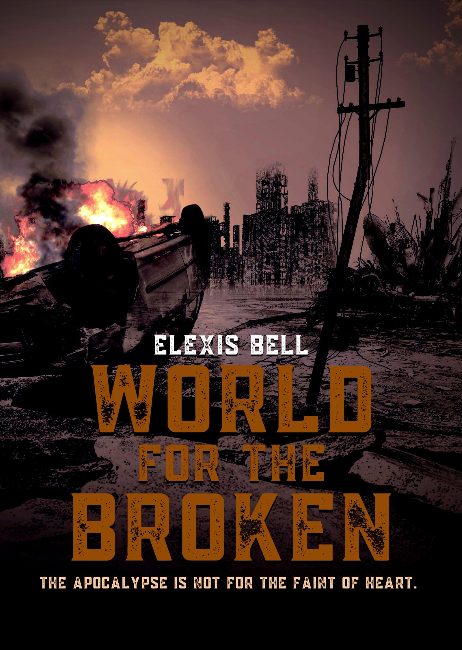 World for the Broken cover