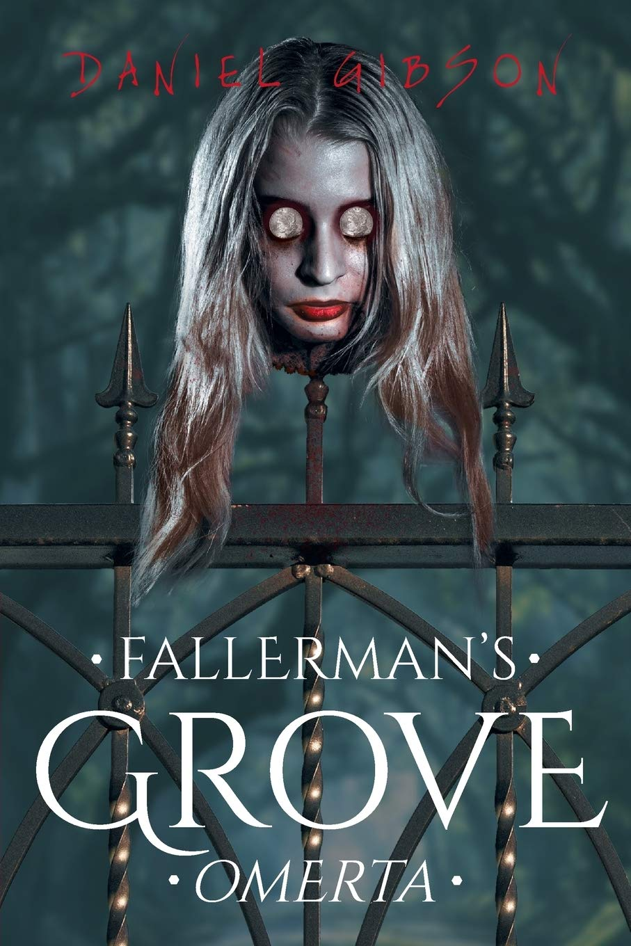 Fallerman's Grove Omerta cover