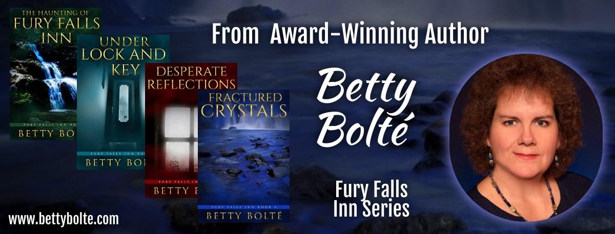 Fury Falls Inn series banner