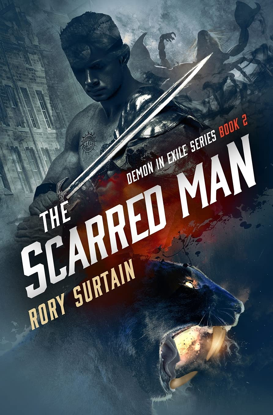 The Scarred Man cover