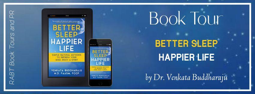 Better Sleep, Happier Life banner