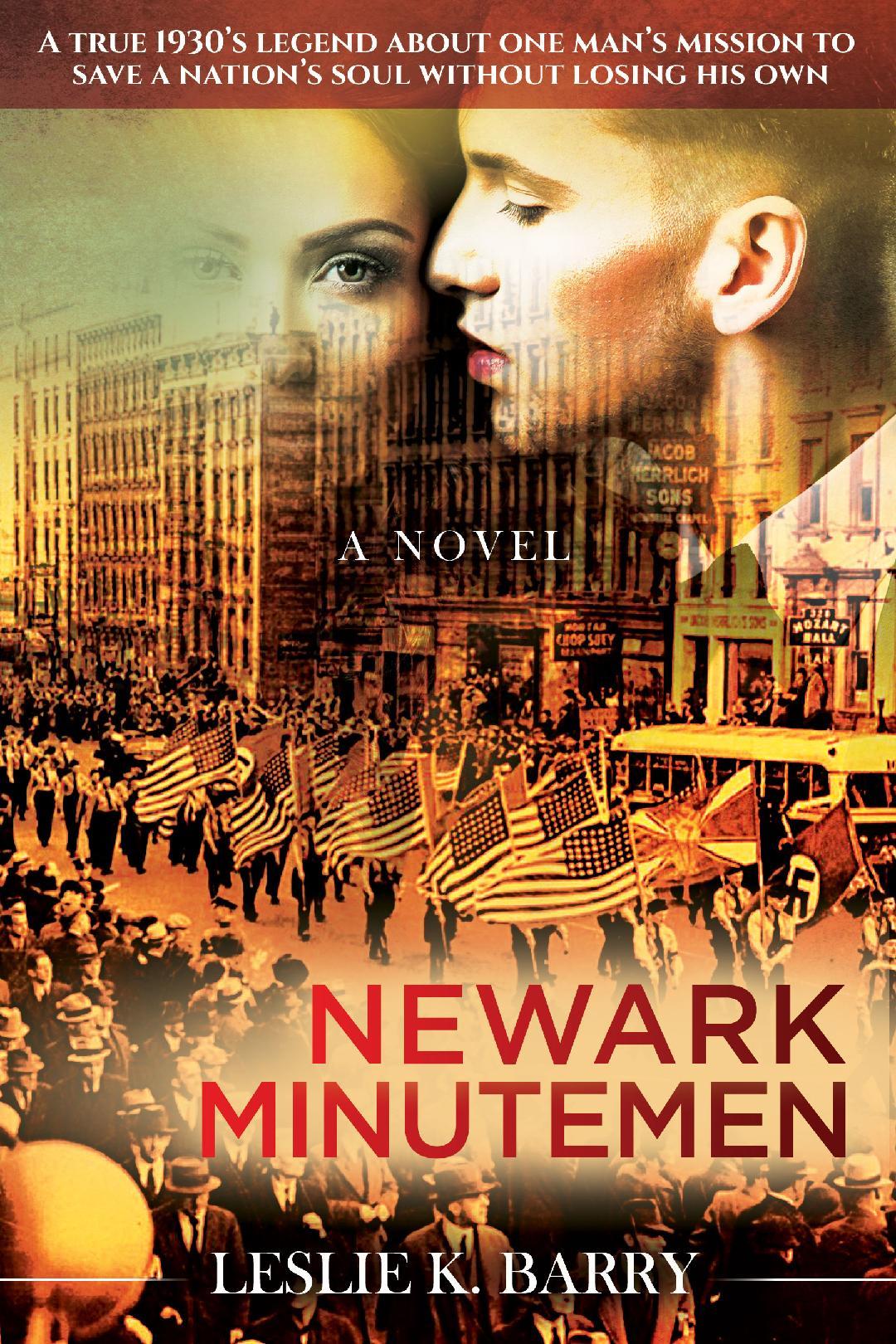 Newark Minutemen cover
