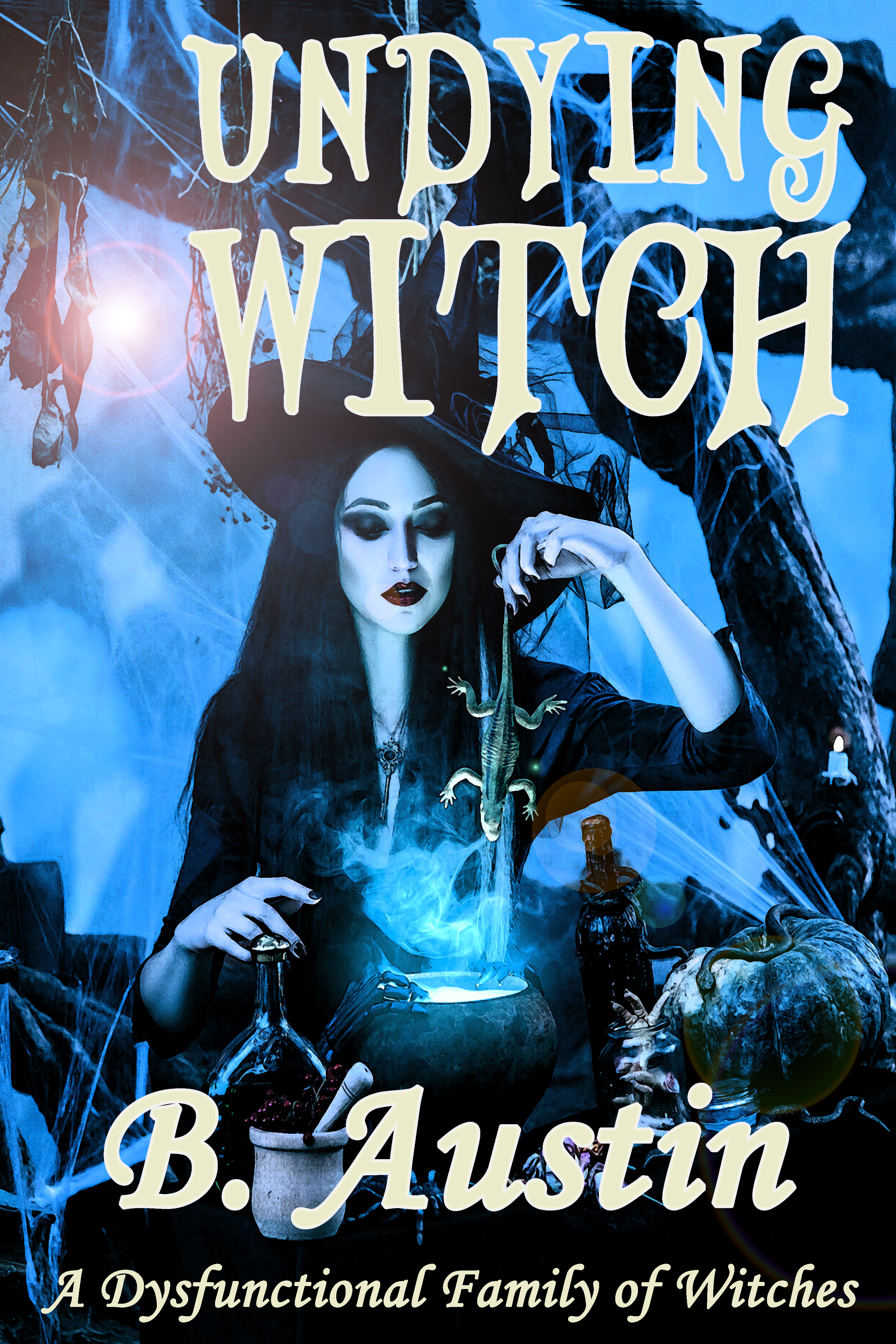Undying Witch cover