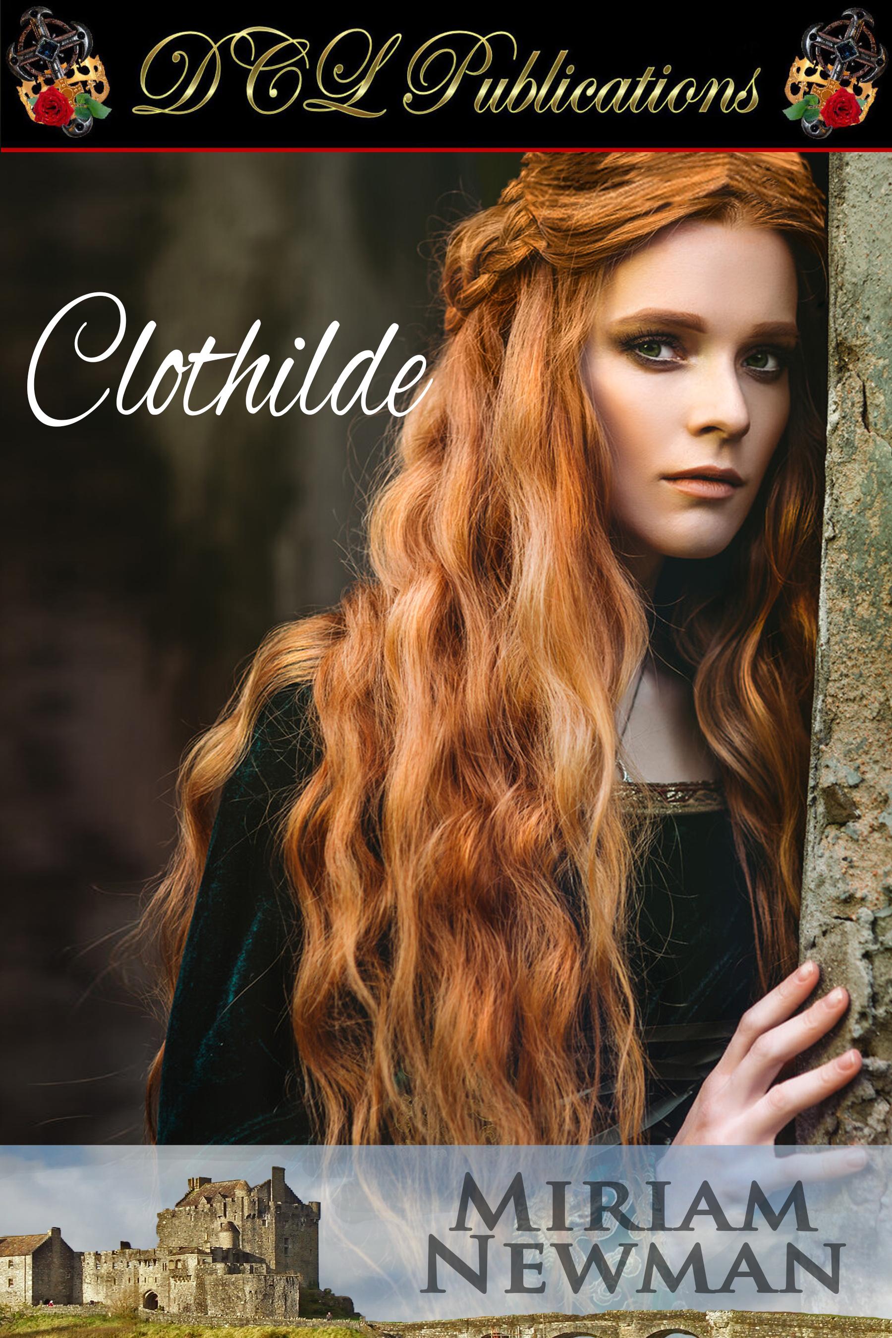 Clothilde cover