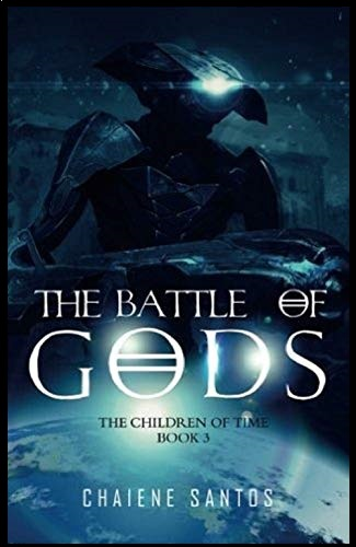 The Battle of Gods cover