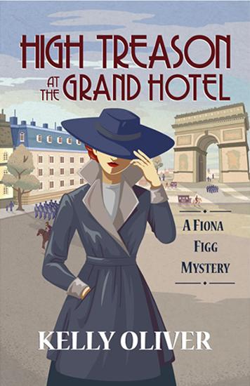 High Treason at the Grand Hotel cover