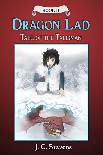 Dragon Lad: Tale of the Talisman cover