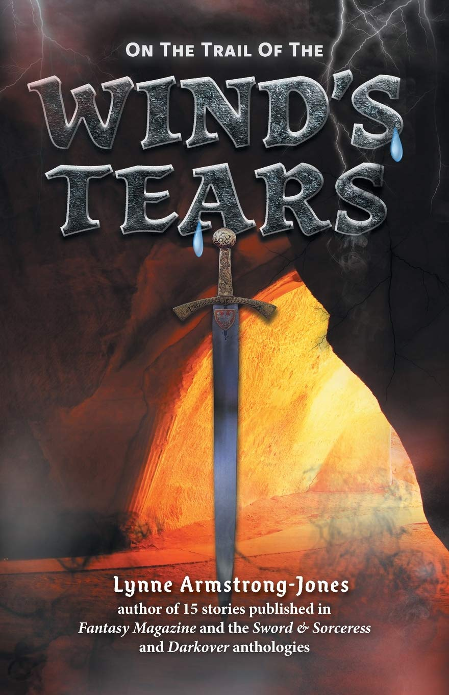 On the Trail of the Wind's Tears cover