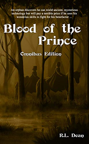 Blood of the Prince cover