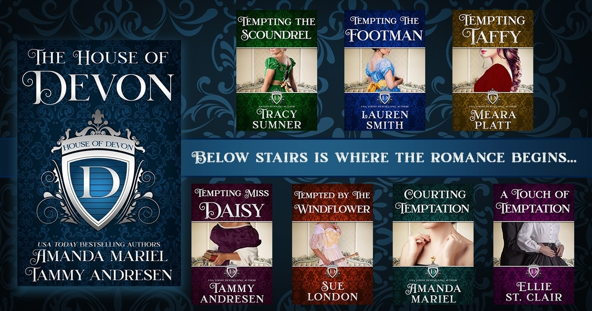 The House of Devon series