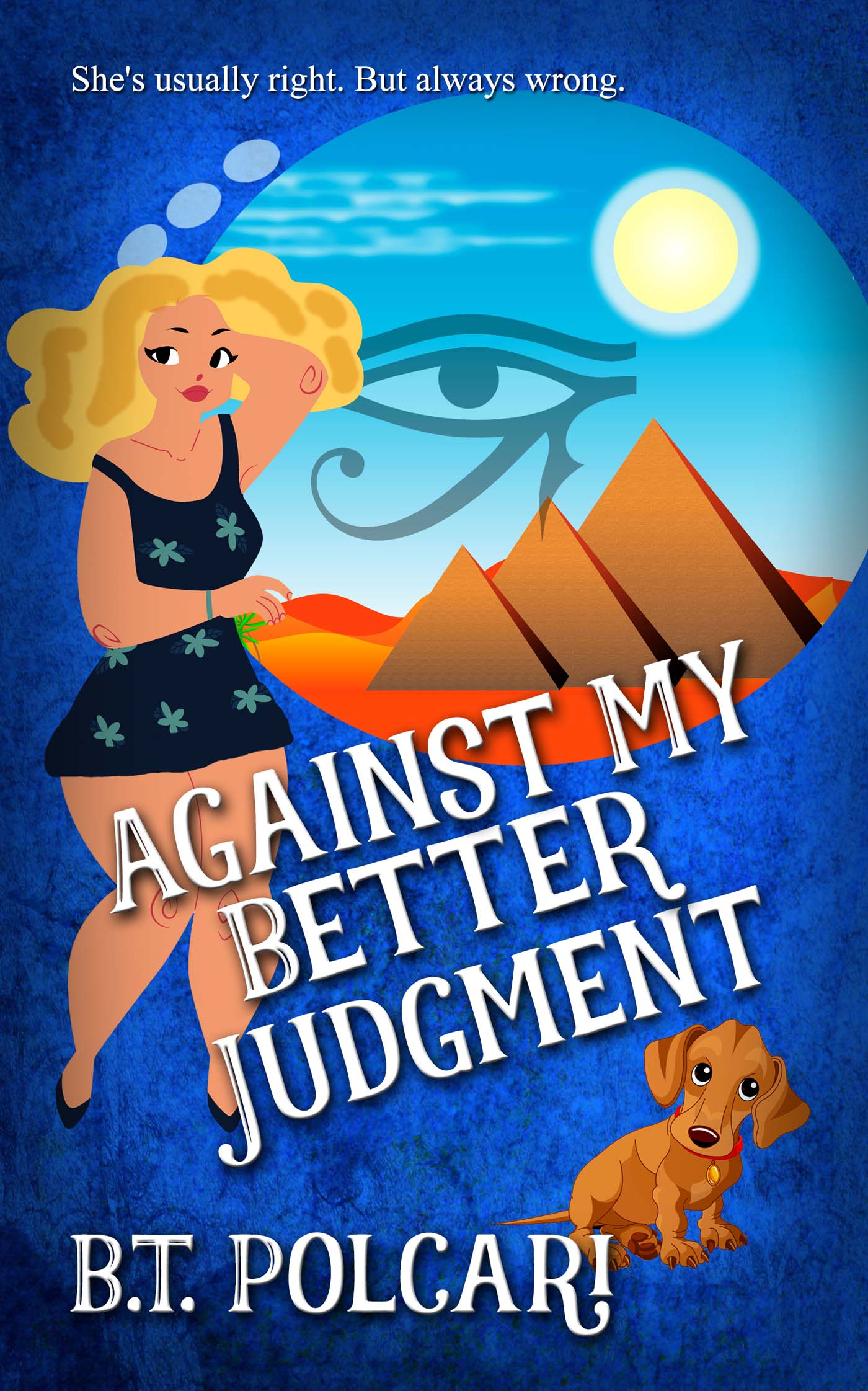 Against My Better Judgement cover