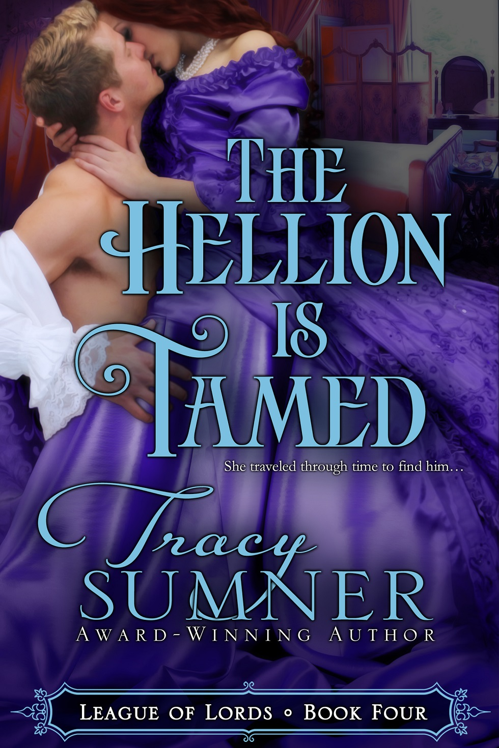 The Hellion is Tamed cover