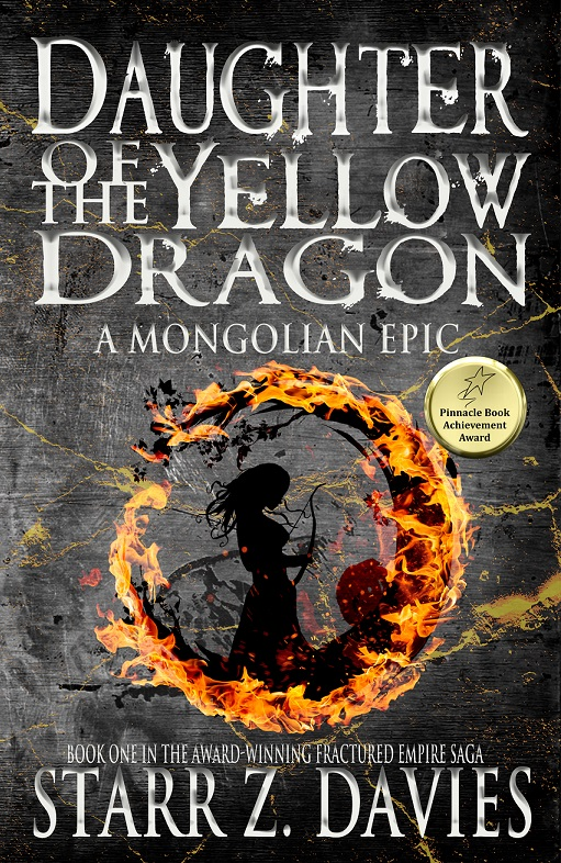 Daughter of the Yellow Dragon cover