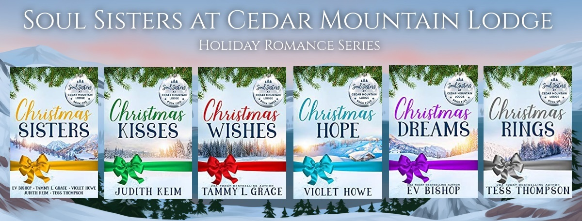 Soul Sisters at Cedar Mountain Lodge series banner