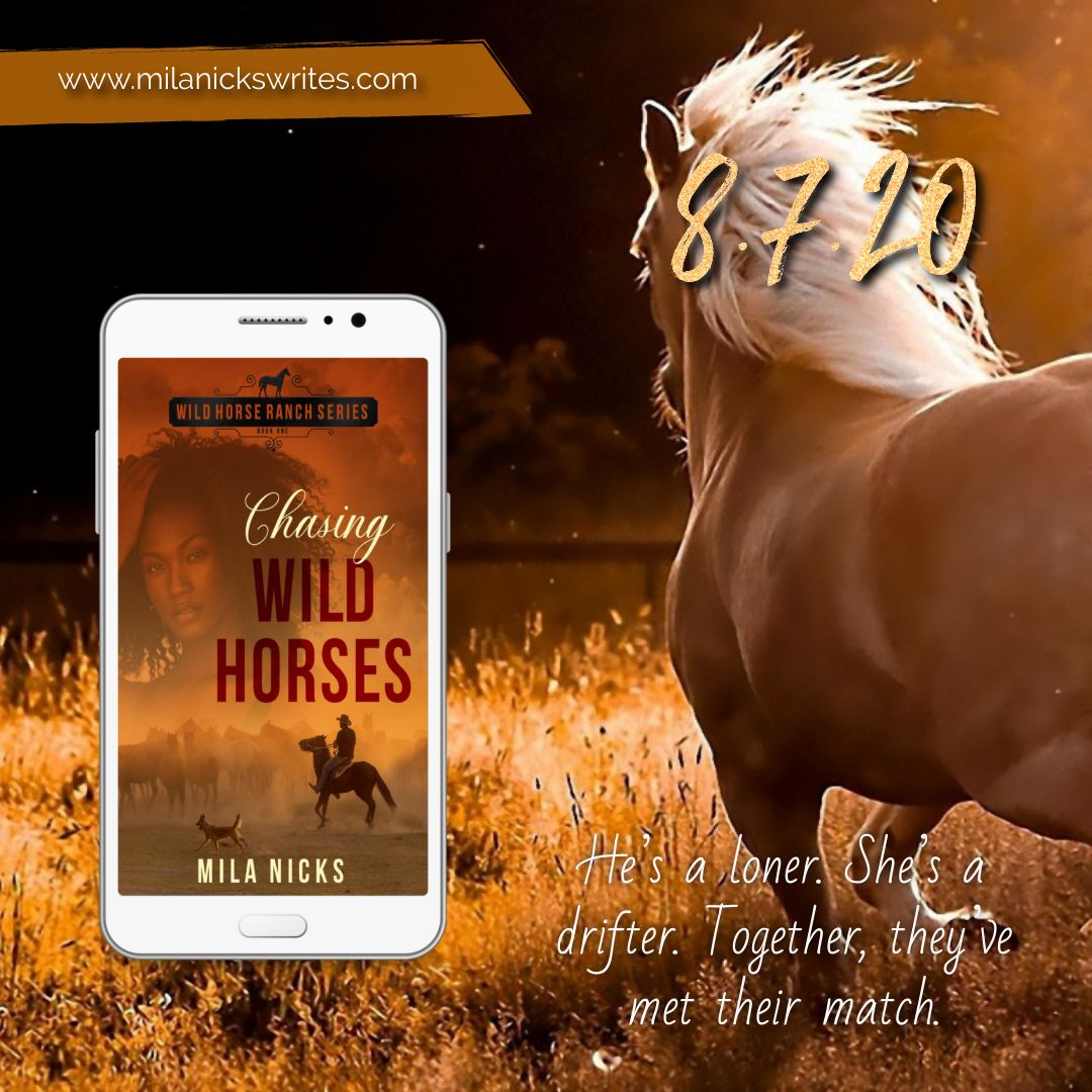Chasing Wild Horses phone