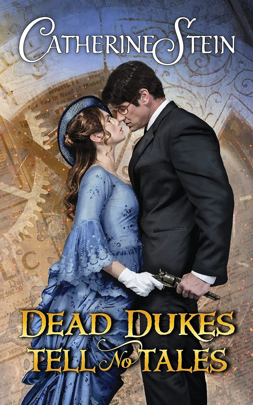 Dead Dukes Tell No Tales cover