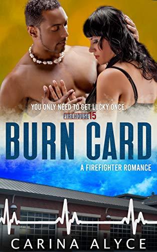 Burn Card cover