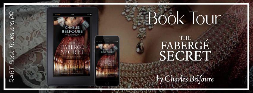 The Faberge Secret banner