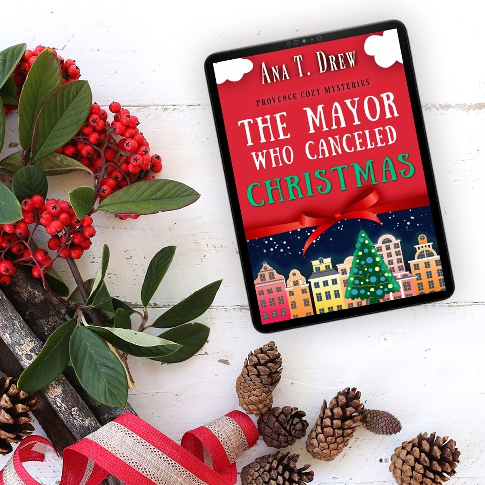 The Mayor Who Canceled Christmas tablet