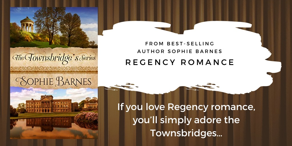 The Townsbridge's Series paperback