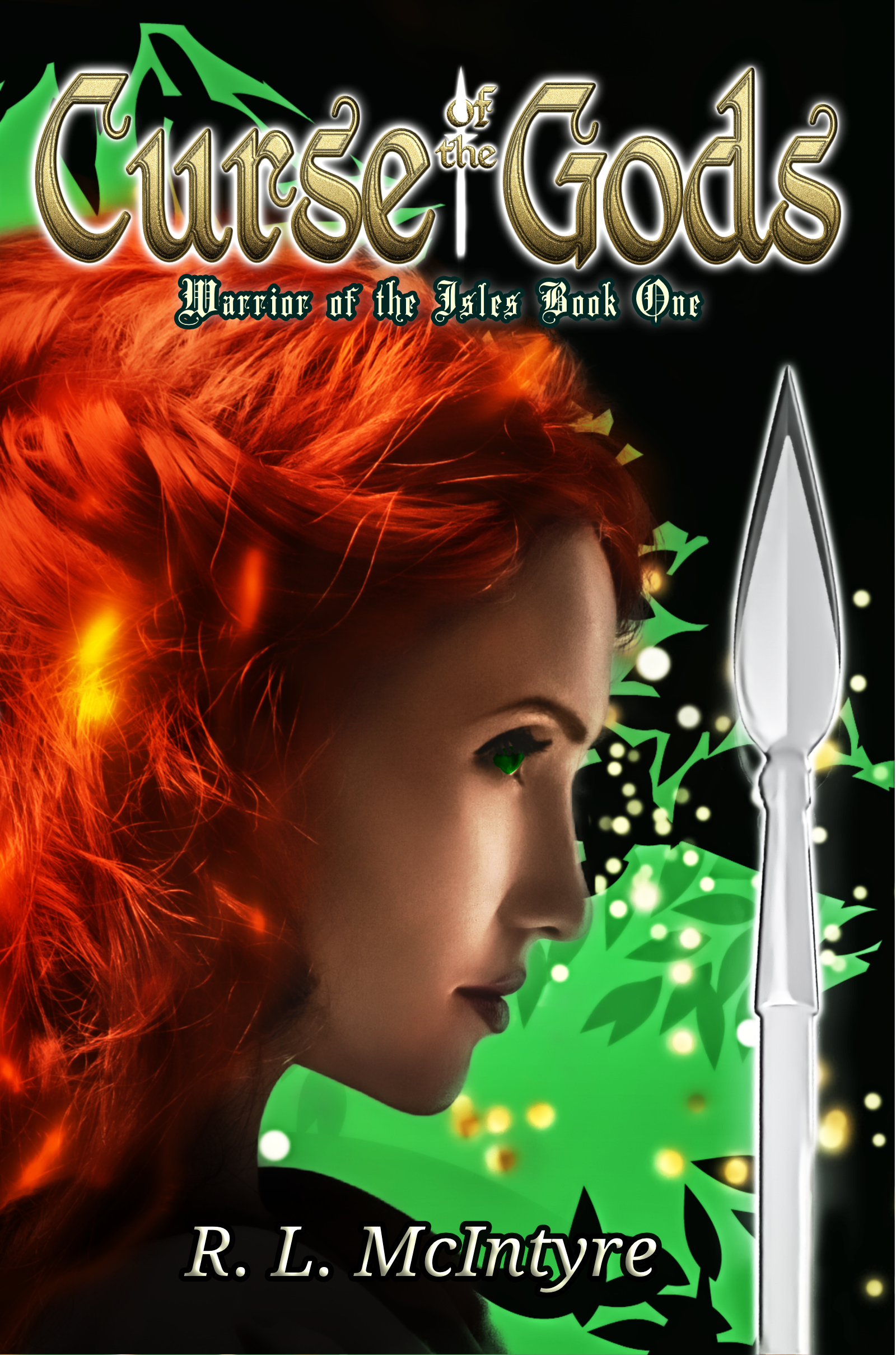 Curse of the Gods cover