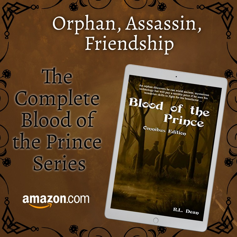 Blood of the Prince tablet