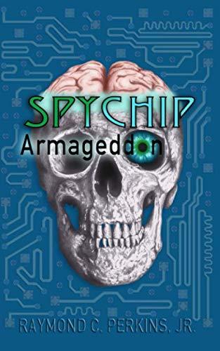 Spychip Armageddon cover