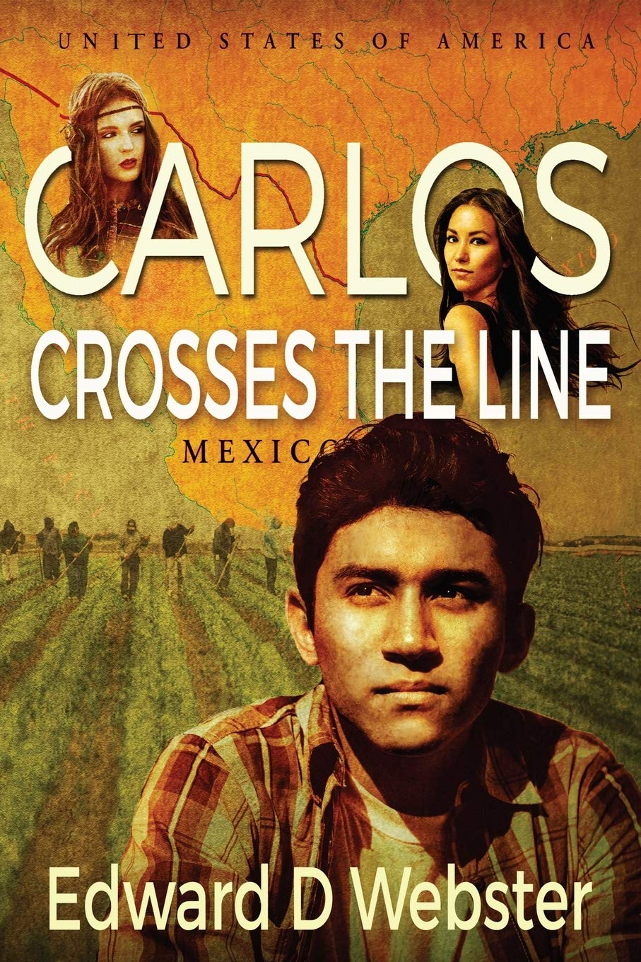 Carlos Crosses the Line cover