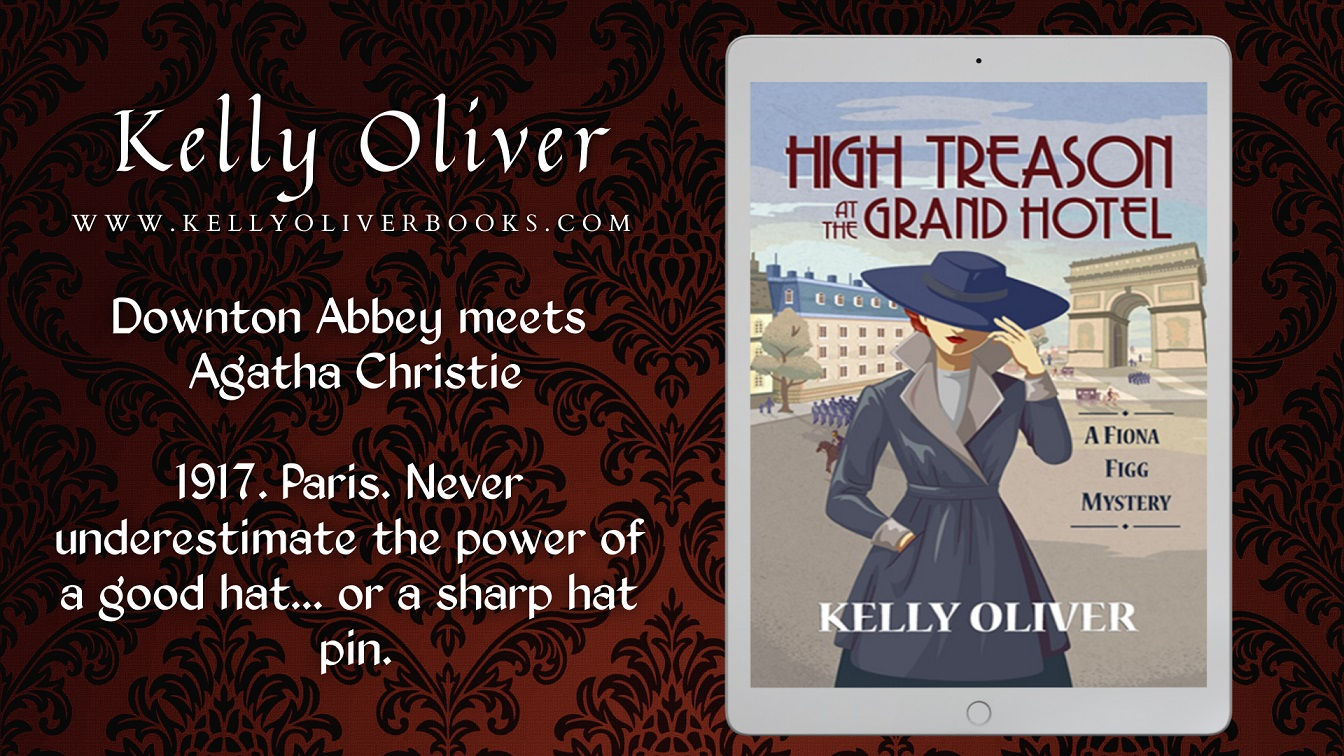High Treason at the Grand Hotel tablet