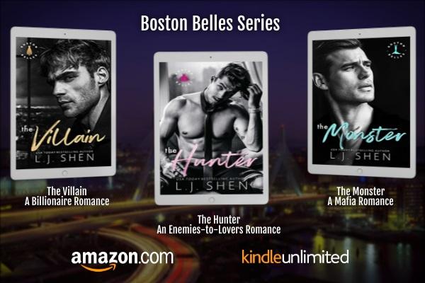Boston Belles Series banner