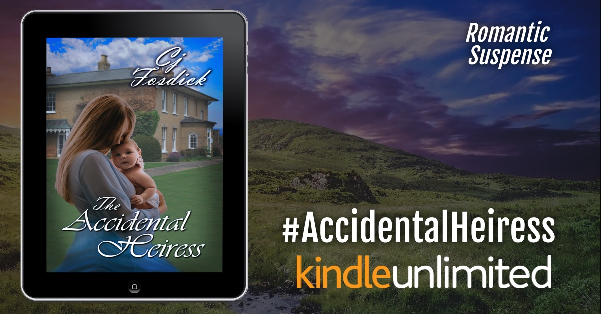 The Accidental Heiress tablet