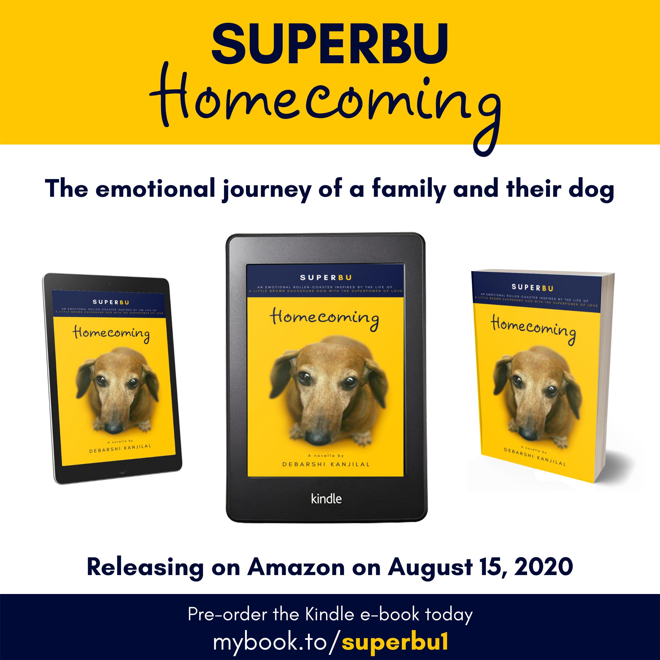 SUPERBU Homecoming tablet