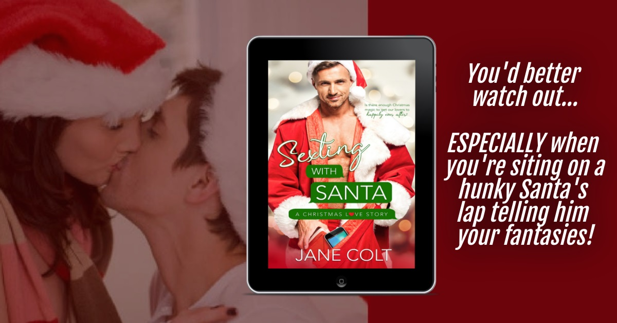 Sexting with Santa tablet