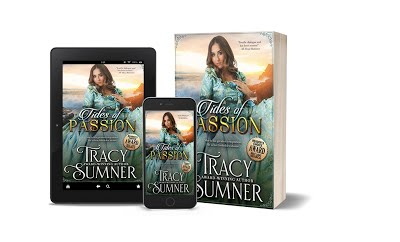 Tides of Passion tablet, phone, paperback