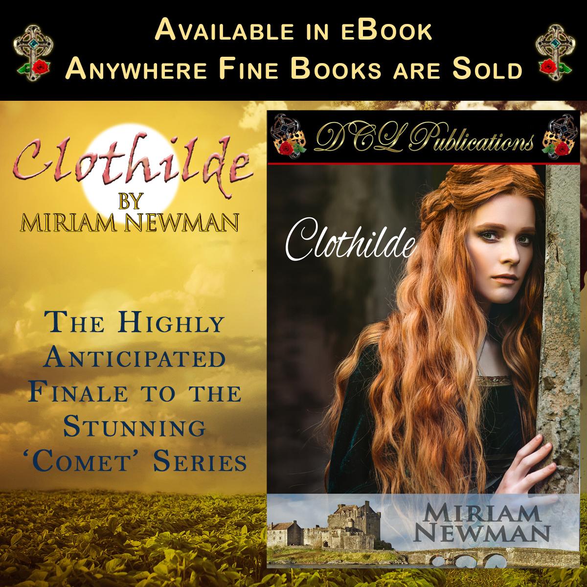 Clothilde paperback