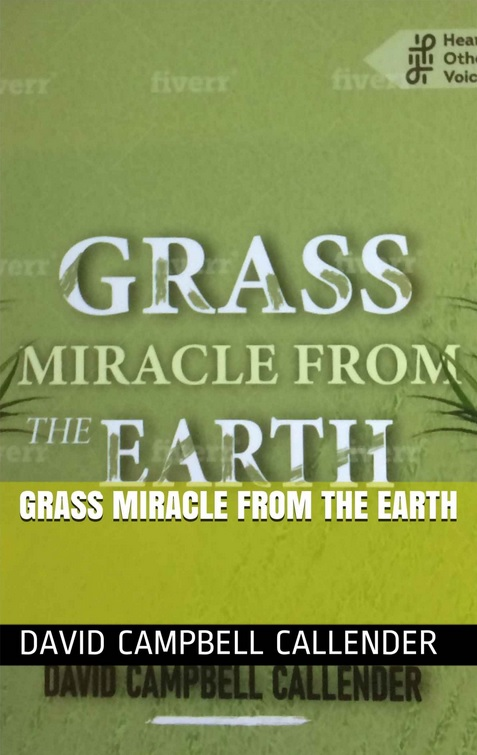 Grass Miracle From the Earth cover