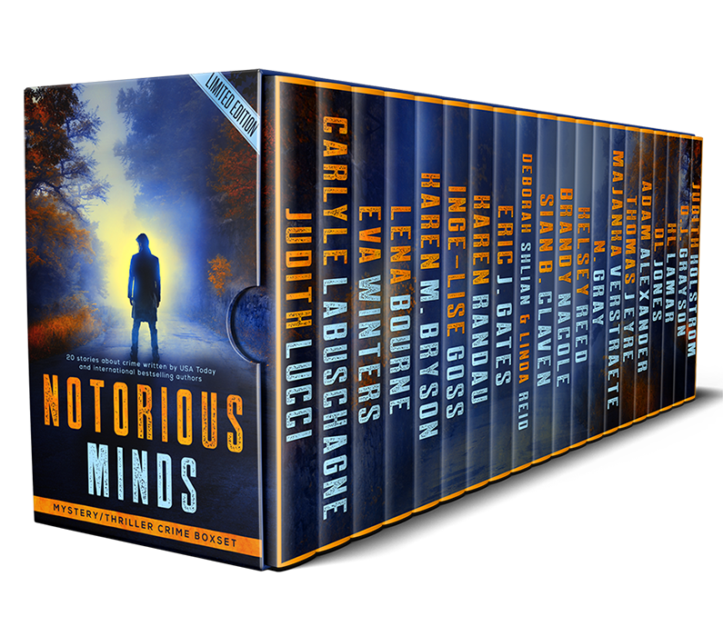 Notorious Minds box set