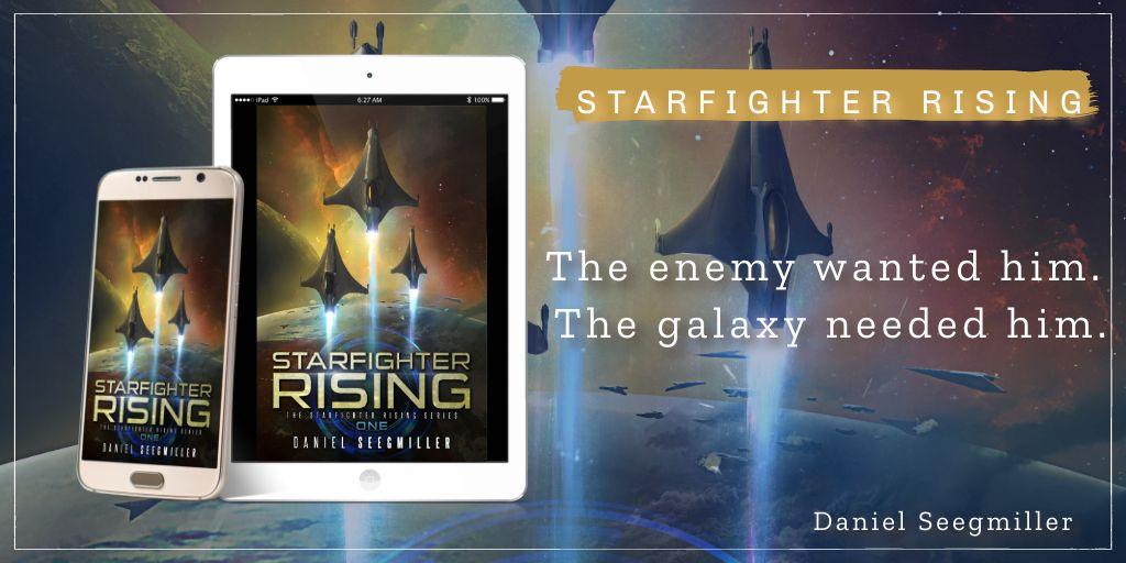Starfighter Rising tablet