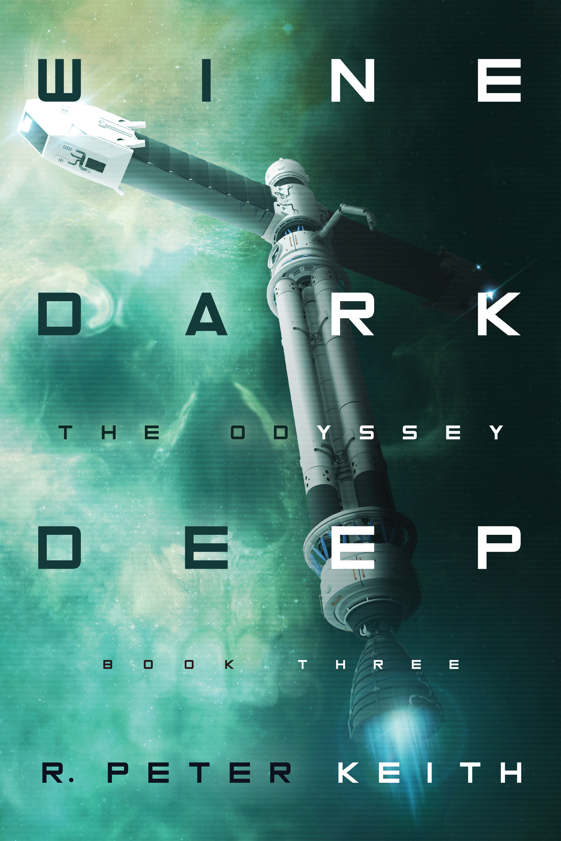Wine Dark Deep  book 3 cover