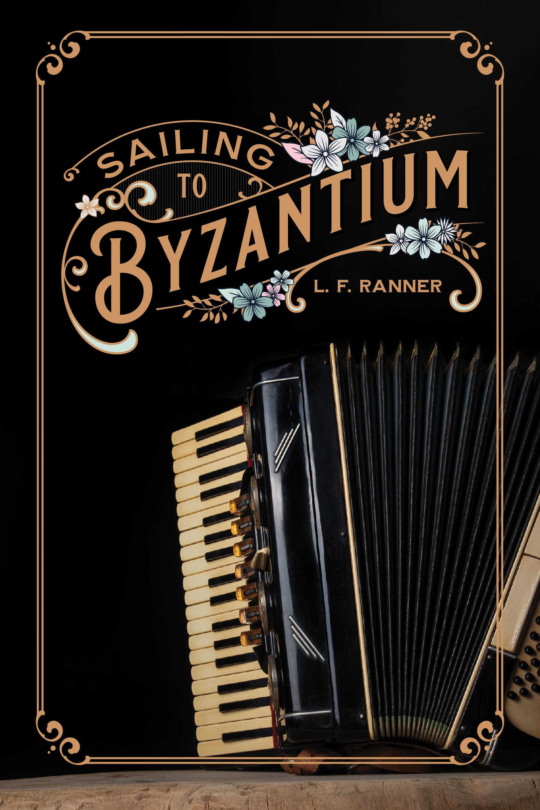 Sailing to Byzantium cover