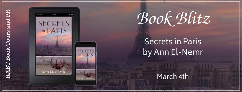 Secrets in Paris banner