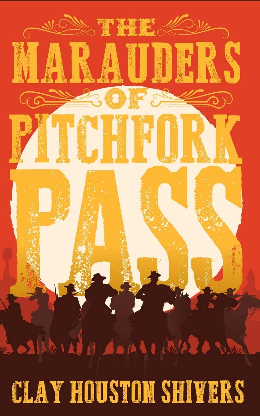The Marauders of Pitchfork Pass cover