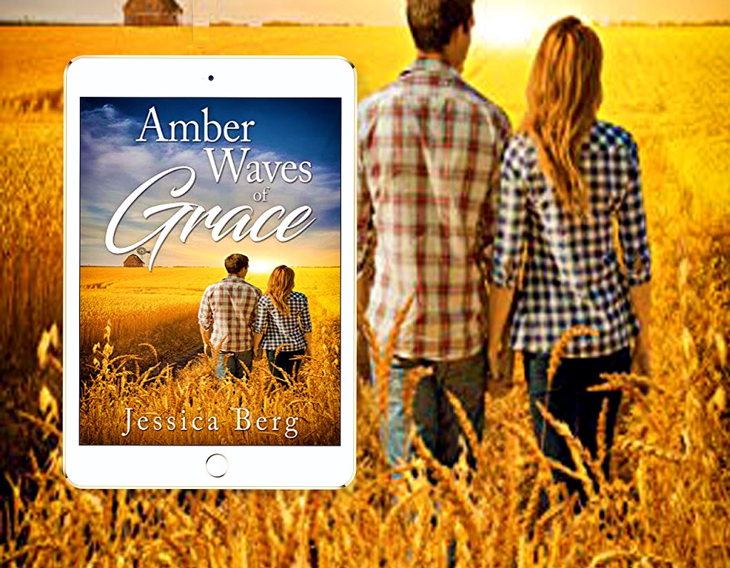 Amber Waves of Grace tablet