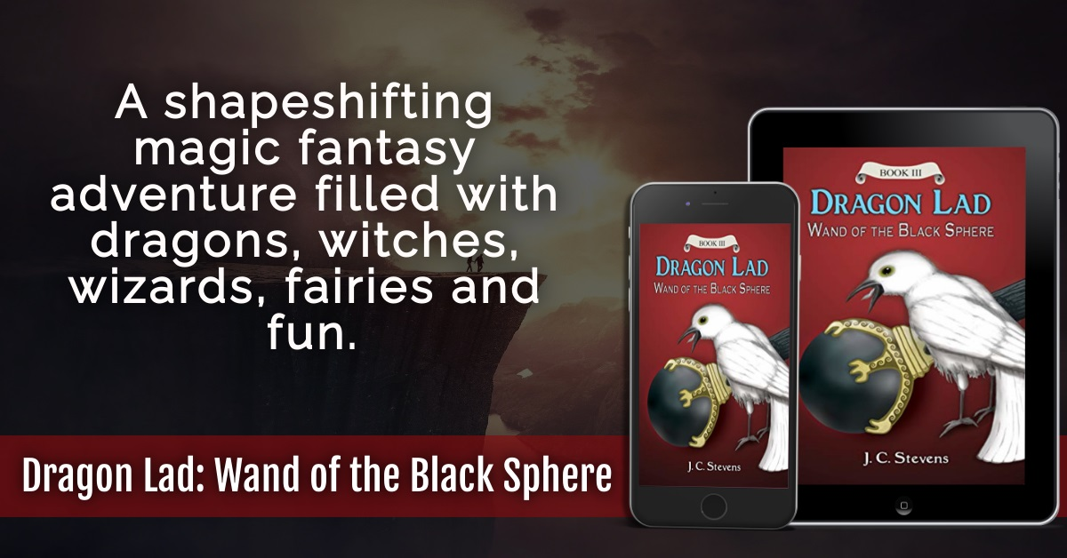 Dragon Lad: Wand of the Black Sphere tablet