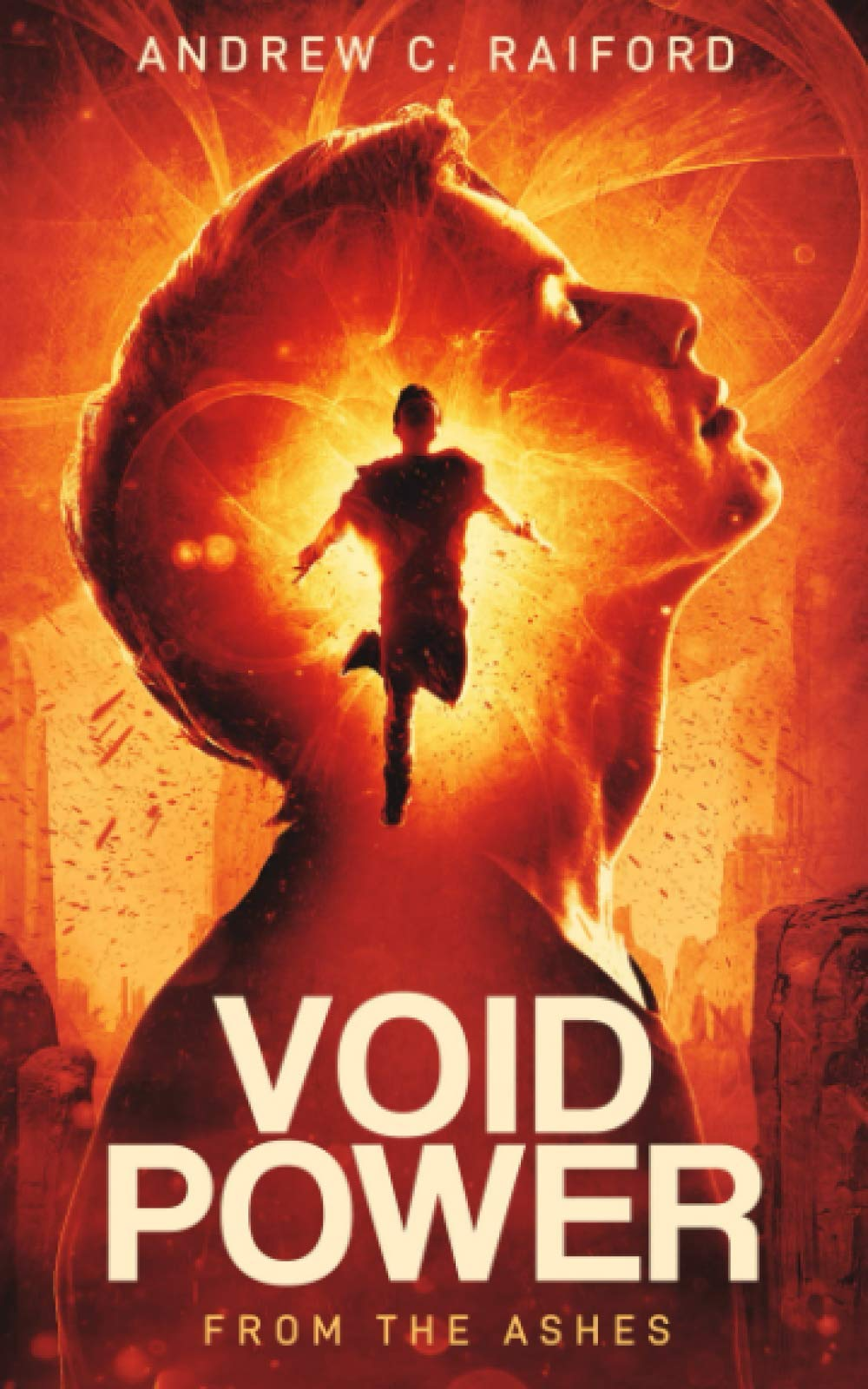 Void of Power: From the Ashes cover