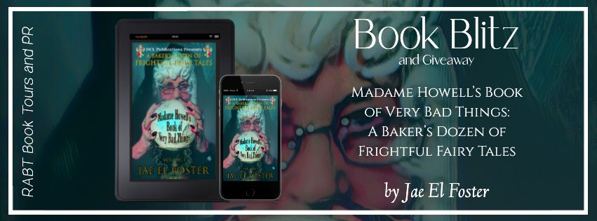 Madame Howell's Book of Very Bad Things banner