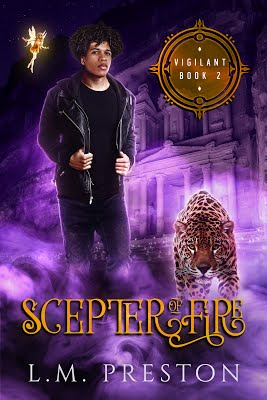 Scepter of Fire cover