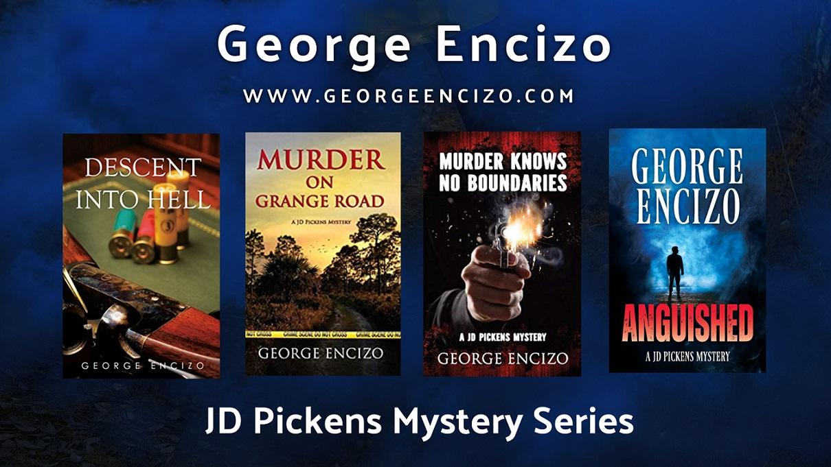 JD Pickens Mystery Series
