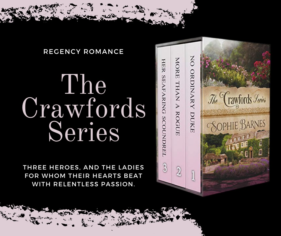 The Crawfords Series box set